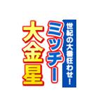 ミッチーのスポーツ新聞(個別スタンプ:24)