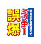 ミッチーのスポーツ新聞(個別スタンプ:25)