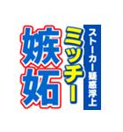 ミッチーのスポーツ新聞(個別スタンプ:33)