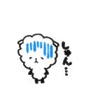 まふまふ/日常•敬語•冬•寒中見舞い(個別スタンプ:11)