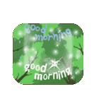 【動く】朝に使って欲しいスタンプ(個別スタンプ:04)