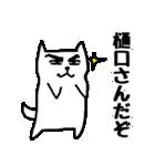 樋口さんのスタンプ(個別スタンプ:02)