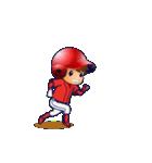 動く!野球チームと応援団9(個別スタンプ:17)
