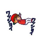 動く!野球チームと応援団9(個別スタンプ:18)