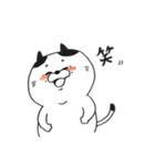 猫村さん〜手描きスタンプ〜(個別スタンプ:07)
