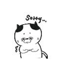 猫村さん〜手描きスタンプ〜(個別スタンプ:12)