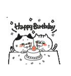 猫村さん〜手描きスタンプ〜(個別スタンプ:38)