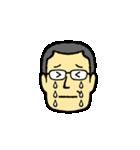 メガネのおじさん 2(個別スタンプ:34)
