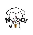 子犬のライナくん(個別スタンプ:02)