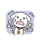 子犬のライナくん(個別スタンプ:18)