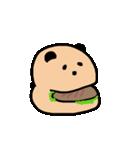 パン屋のパンダ 毎日おいしい(個別スタンプ:04)