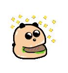 パン屋のパンダ 毎日おいしい(個別スタンプ:22)