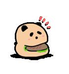 パン屋のパンダ 毎日おいしい(個別スタンプ:24)