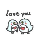 英語の幸せペンギンさん2(個別スタンプ:02)