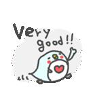 英語の幸せペンギンさん2(個別スタンプ:10)