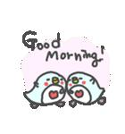 英語の幸せペンギンさん2(個別スタンプ:24)