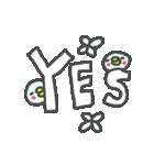 英語の幸せペンギンさん2(個別スタンプ:28)