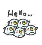 英語の幸せペンギンさん2(個別スタンプ:35)
