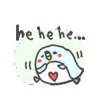 英語の幸せペンギンさん2(個別スタンプ:36)