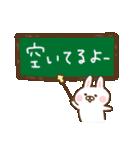 ゆるシンプル〜出っ歯うさぎ〜(個別スタンプ:34)