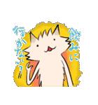 ポメ村さんの飲み会(個別スタンプ:01)