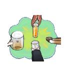ポメ村さんの飲み会(個別スタンプ:05)