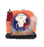 ポメ村さんの飲み会(個別スタンプ:08)