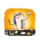 ポメ村さんの飲み会(個別スタンプ:11)