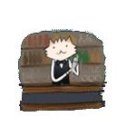 ポメ村さんの飲み会(個別スタンプ:15)