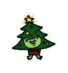 カエル君のクリスマス(個別スタンプ:1)