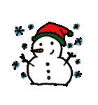 カエル君のクリスマス(個別スタンプ:2)