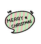 カエル君のクリスマス(個別スタンプ:4)