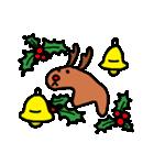 カエル君のクリスマス(個別スタンプ:13)