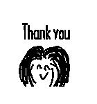ほんの ありがとう(個別スタンプ:07)