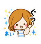 ♦あい専用スタンプ♦②大人かわいい(個別スタンプ:35)