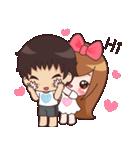My Valentine2(EN)(個別スタンプ:01)