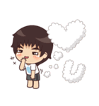 My Valentine2(EN)(個別スタンプ:17)