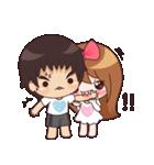 My Valentine2(EN)(個別スタンプ:18)
