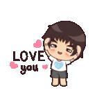 My Valentine2(EN)(個別スタンプ:26)
