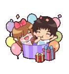 My Valentine2(EN)(個別スタンプ:35)