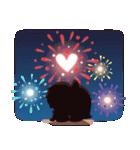 My Valentine2(EN)(個別スタンプ:36)