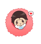 My Valentine2(EN)(個別スタンプ:38)