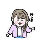 愛しのシャイガール(個別スタンプ:02)