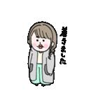 愛しのシャイガール(個別スタンプ:38)
