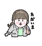 愛しのシャイガール(個別スタンプ:39)