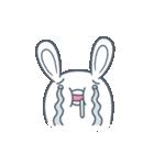 よくつかう ぶさいくウサギ(個別スタンプ:28)