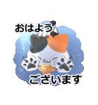 大人も使える猫大福2(日常編)(個別スタンプ:10)