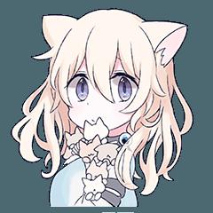 白猫ガール2
