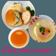 ダイエットフードスタンプ