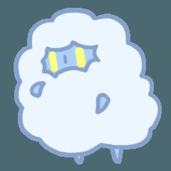 雲の子わふー